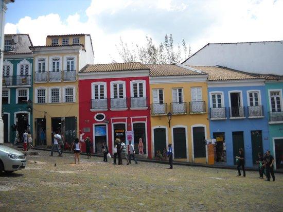 Colonial Chile : Pelourinho