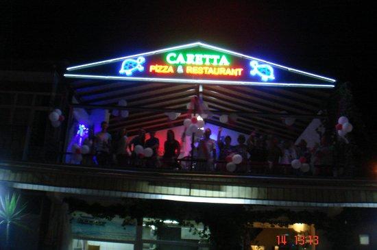 Caretta Pizza Restaurant: View of the scene