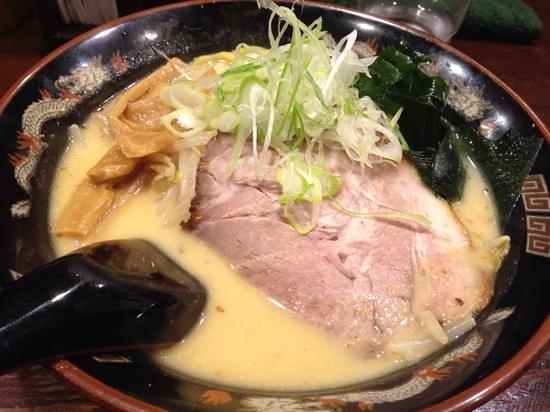 Himuro Kashiwa: 味噌ラーメン