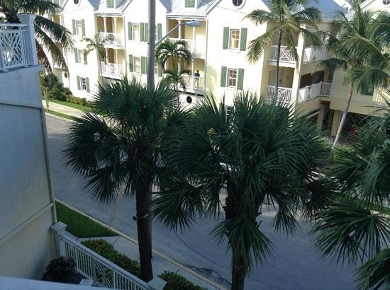 The Reach Key West, A Waldorf Astoria Resort: our beach view