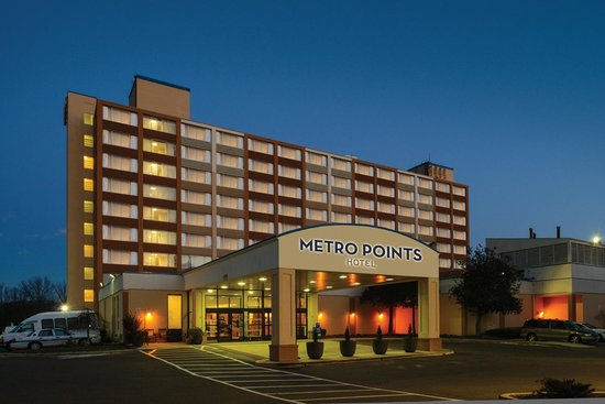 Metro Points Hotel - Washington North: Main building