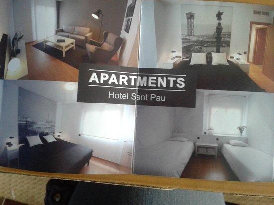 Amrey Sant Pau: Apartments Hotel Sant Pau