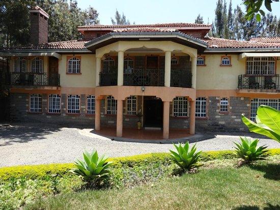 Margarita House: Hotel Entrance