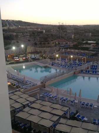 db Seabank Resort + Spa: 6th floor pool view