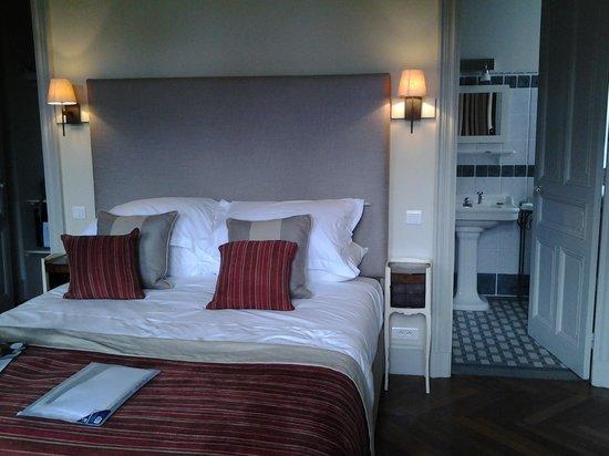 La Villa De Mazamet: Our room