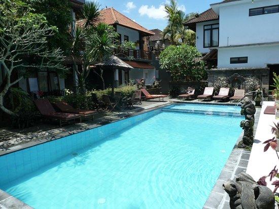 Warsa Garden Bungalows: piscine
