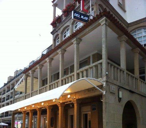 Sanxenxo, Ισπανία: Hotel del Mar