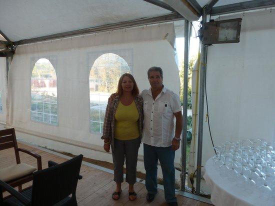 Bella Vista Residence: Jo et Michelle Alain et Danielle
