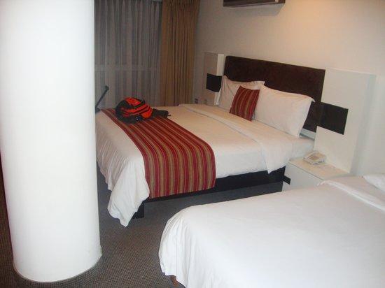 Allpa Hotel & Suites: HABITACION SUITE