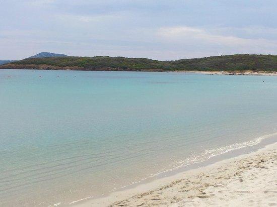 Hotel Abbaruja : Playa di Pittulongu (OT)