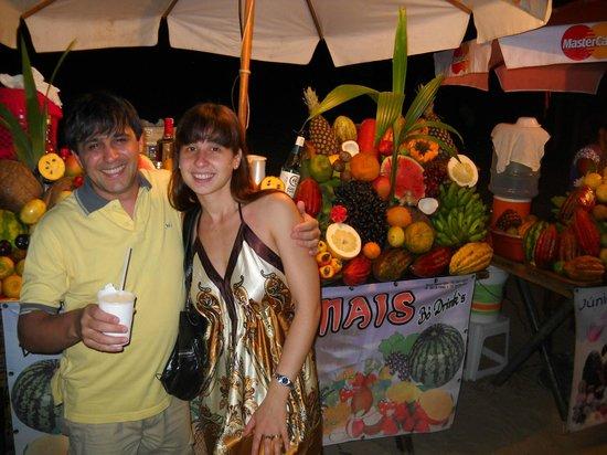 Balanco Club: Tragos en frutas