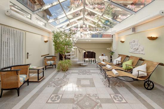 Hotel Eden Wellness: Ruheraum