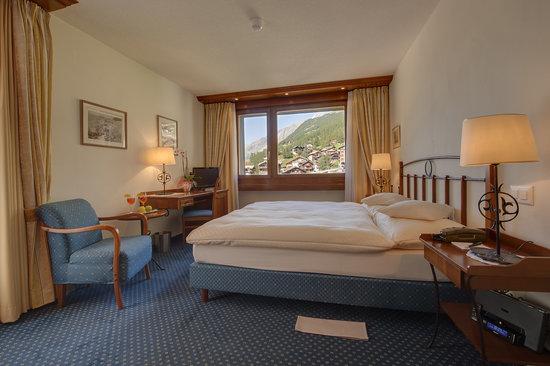 Hotel Eden Wellness: Standard Doppelzimmer zur Westseite