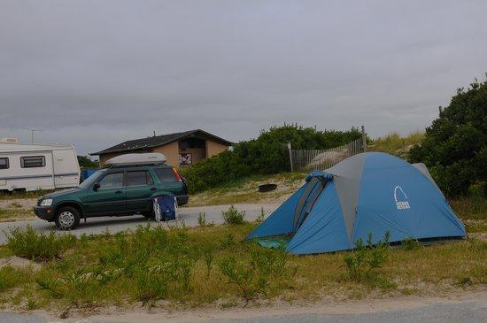 Assateague State Park Camping: Tent camping