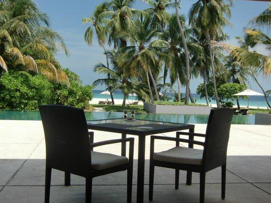 Park Hyatt Maldives Hadahaa: Main restaurant
