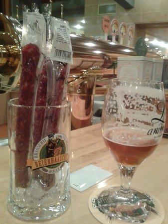Beierhaascht : Bar food