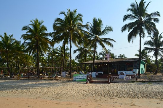C. Roque Resort: From the beach