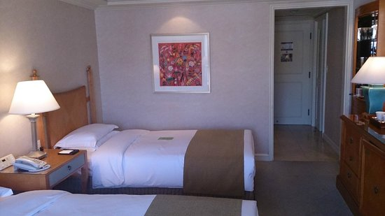 Paradise Hotel Busan: こんな感じの部屋です