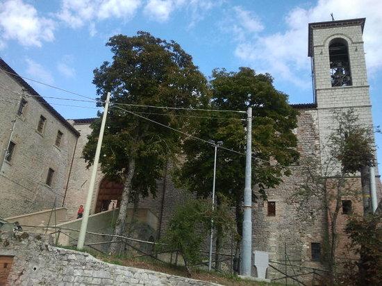 Basilica of Saint Ubaldo : basilica