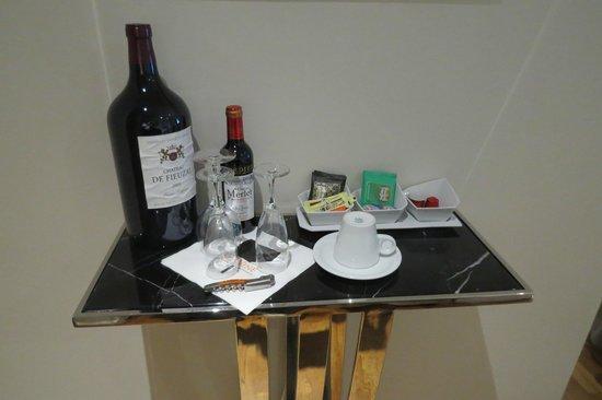 Le Boutique Hotel : Passende Zimmerdeko für eine Weinregion