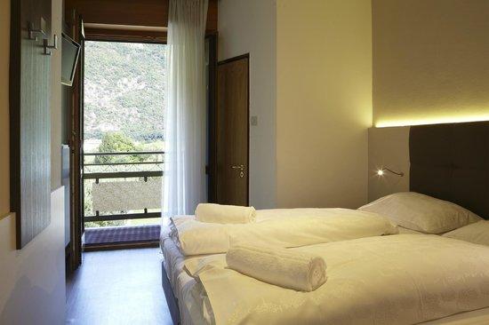 Hotel Raffl: Vista Balcone stanze Economy
