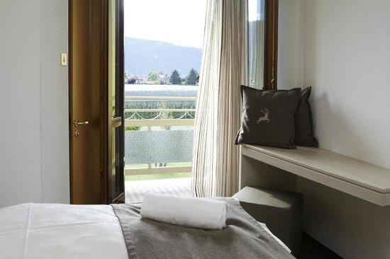 Hotel Raffl: Vista Balcone stanze Superior