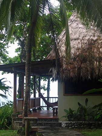 Bosque del Cabo Rainforest Lodge: Cabin