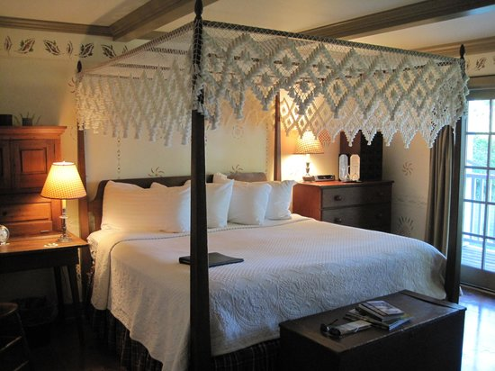 Blacksmith Inn On the Shore: Room No. 9