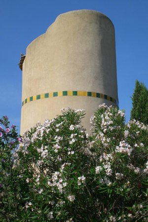 Le Mazet : Pigeon tower