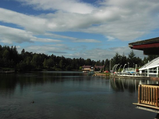 Center Parcs Whinfell Forest Lake View