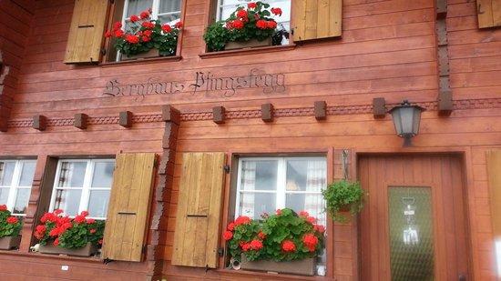 Restaurant Pfingstegg: Berghaus Pfingstegg - outside