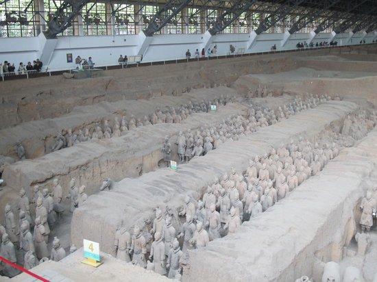 พิพิธภัณฑ์สุสานจิ๋นซี: Amazing
