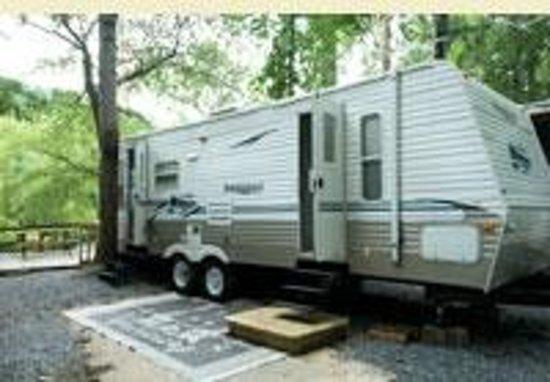 Ela Campground: RV Rentals