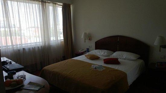 Minerva Hotel : comfy bad