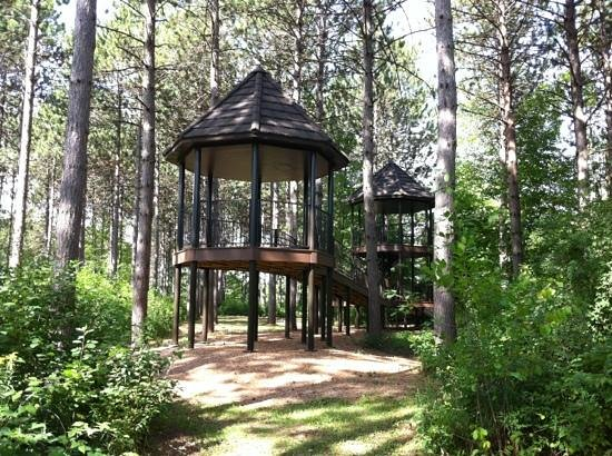 Monk Botanical Gardens