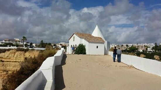 Capela da Nossa Senhora da Rocha: beautiful