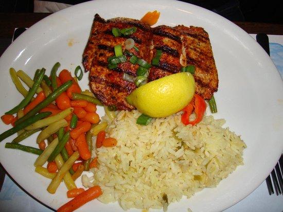 Restaurant Cape Cod: poisson