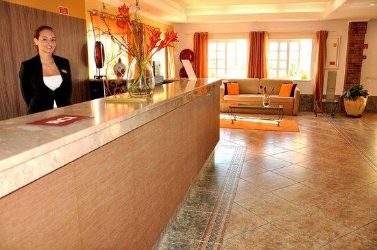 Ponta Grande Resort: Receção