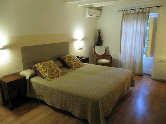 Hotel La Freixera: Habitación