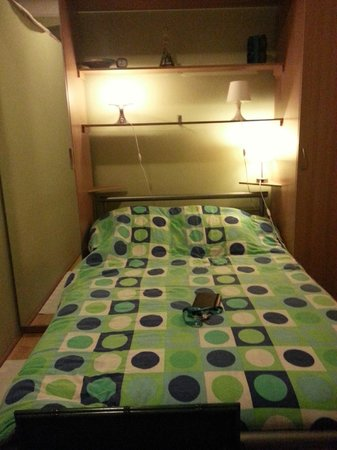 Residence Marie-Therese : bed