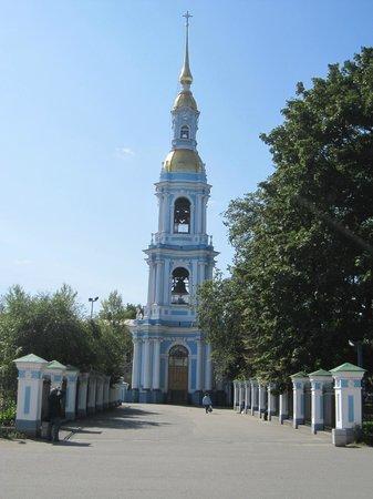 เซนต์ปีเตอร์สเบิร์ก, รัสเซีย: Vista del campanario