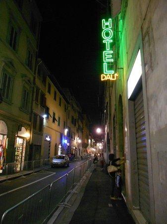 Hotel Dali: Via dell'Oriuolo