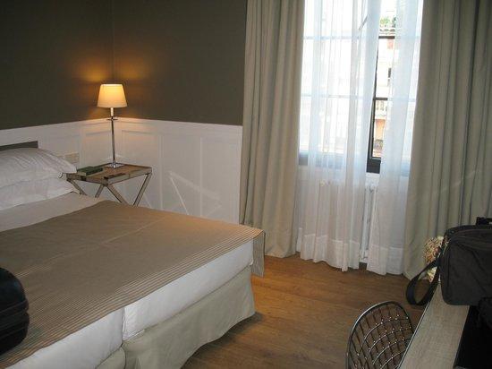 Hotel Granvia: camera doppia