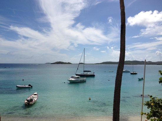 Secret Harbour Beach Resort: View from my room