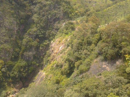 Virgin catherine falls-Murali visit