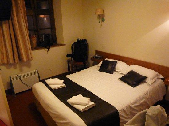 Hotel Le Mouton Blanc: Habitación