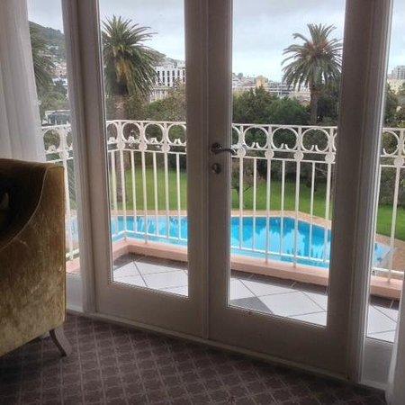 Belmond Mount Nelson Hotel : Balcony view