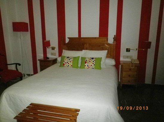 Hotel Corona de Atarfe: notre chambre