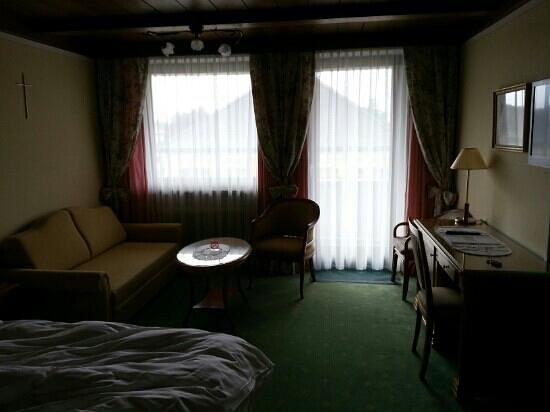 Hotel-Landgasthof Zum Altwirt: Zimmer