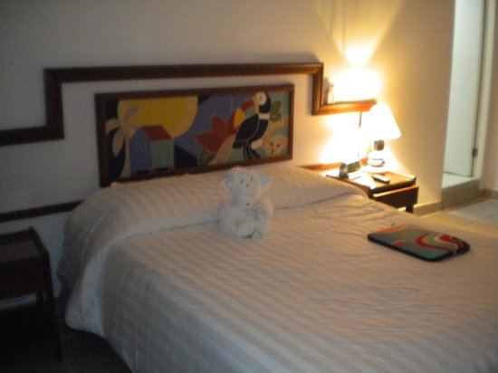Hotel El Dorado: la habitacion